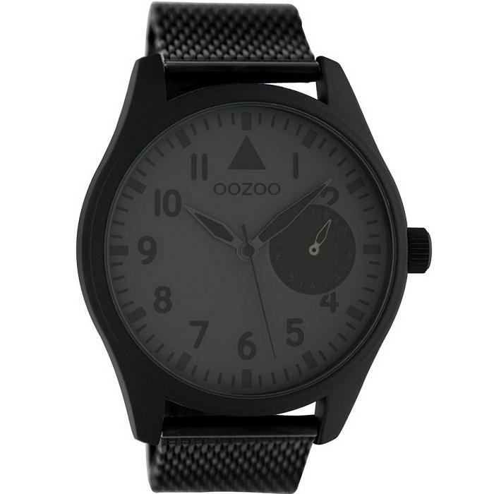 Oozoo Black Mesh C10265