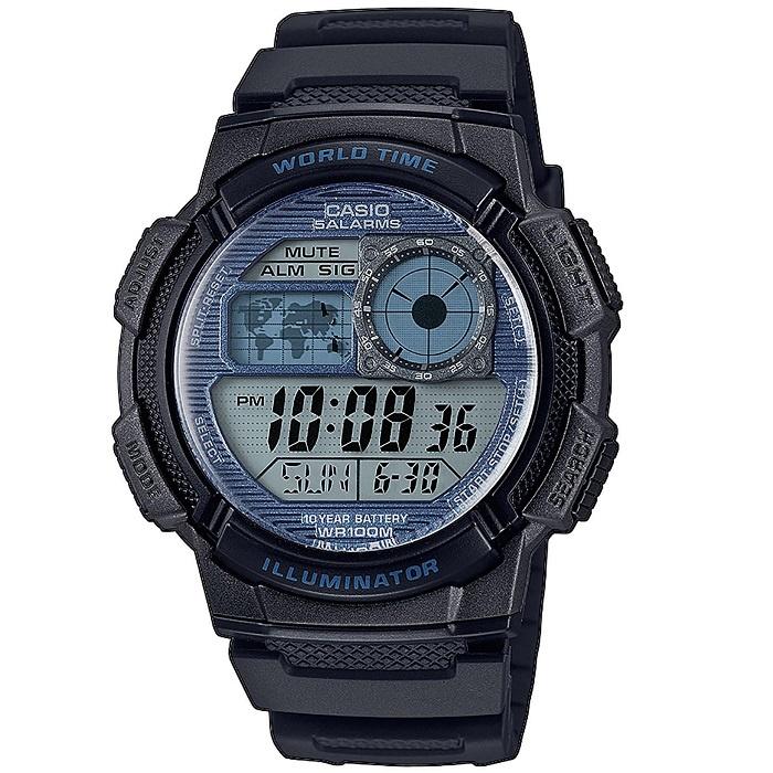 Casio Collection AE-1000W-2A2VEF
