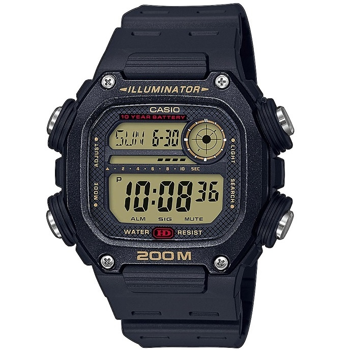 Casio Collection DW-291H-9AVEF