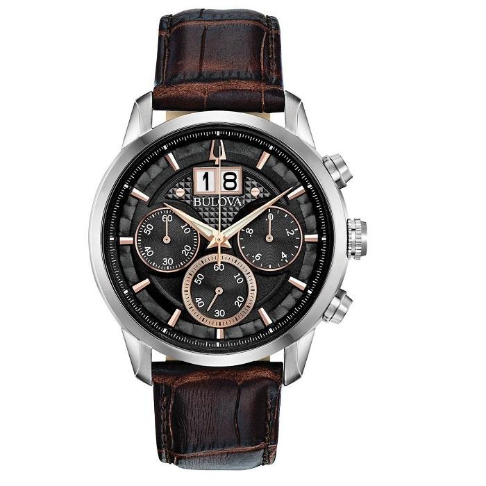 Bulova Classic Chronograph 96B311