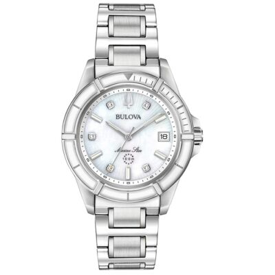 Bulova Marine Star Diamond 96P201