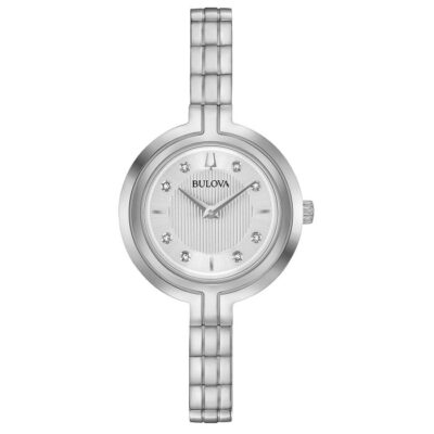 Bulova Ladies Diamond 96P214