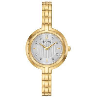 Bulova Ladies Diamond 97P144