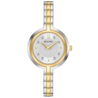 Bulova Ladies Diamond 98P193
