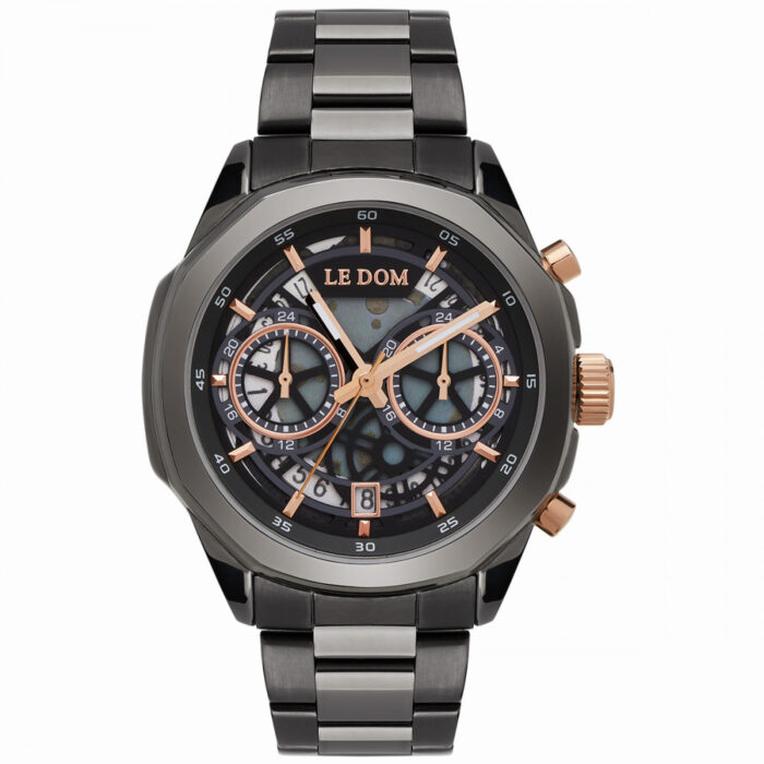 Le Dom Skeleton Black LD.1095-10