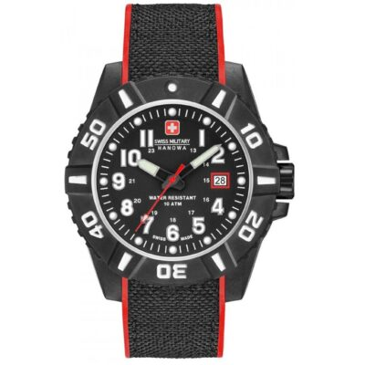Swiss Military Hanowa Black Carbon 6-4309.17.007.04