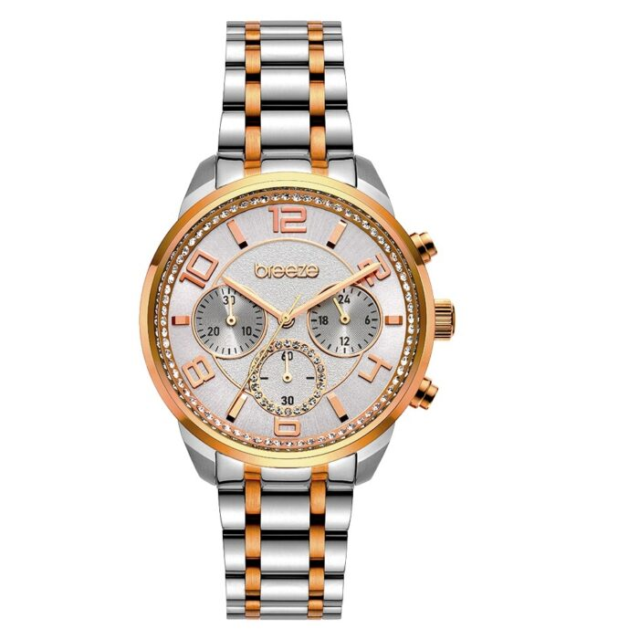 Breeze Myrina Two Tone Chronograph 712211.6