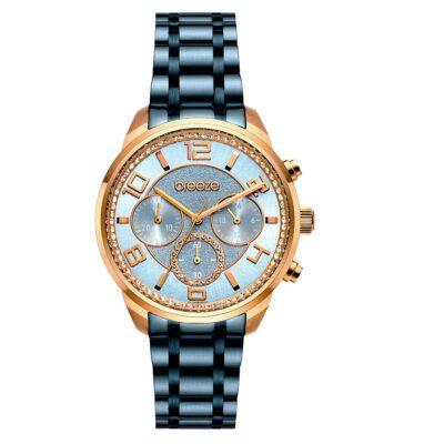 Ρολόι γυναικείο Breeze Myrina Chronograph 812211.3