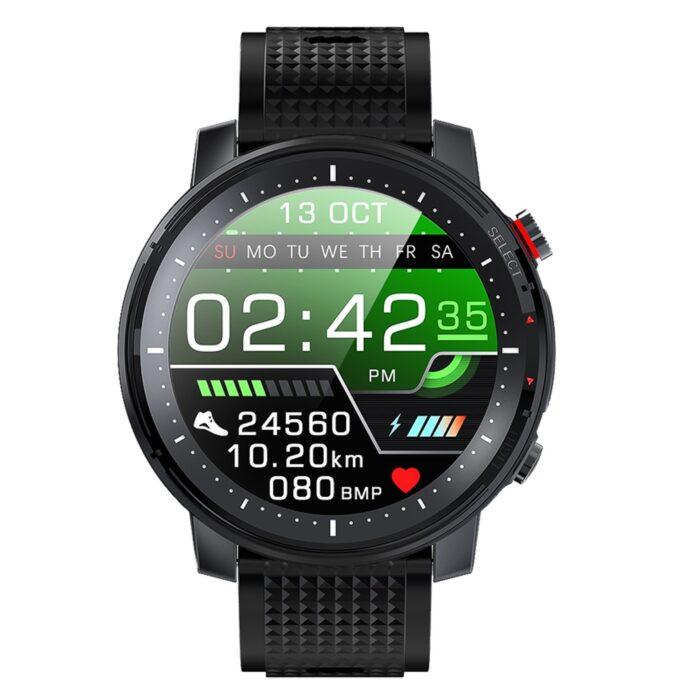 Das.4 ST08 Black Smartwatch 70071