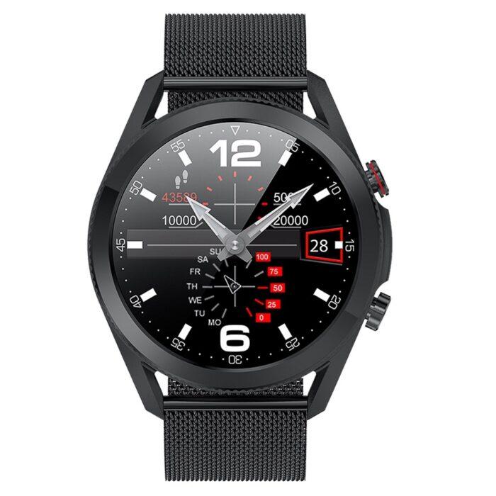 Das.4 SL22 Black Smartwatch 70081