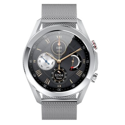 Das.4 SL22 Silver Smartwatch 70082