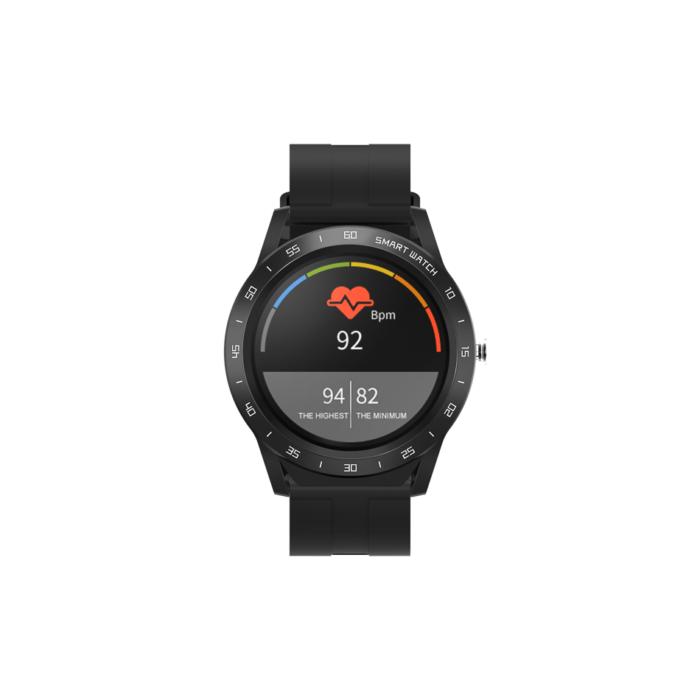 Das.4 SP20 Black Smartwatch 90011