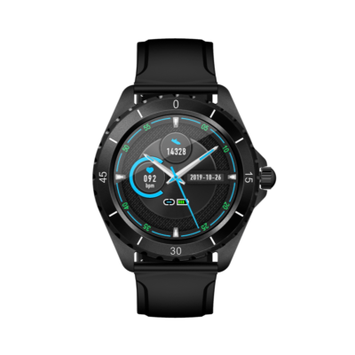 Das.4 SG40 Black Smartwatch 90021