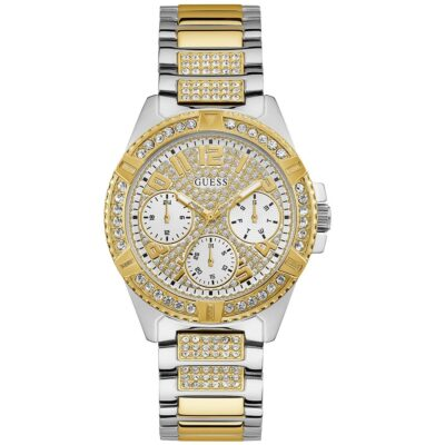 Guess Crystals Two Tone W1156L5