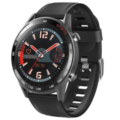JAGA JS-9 Black Smartwatch